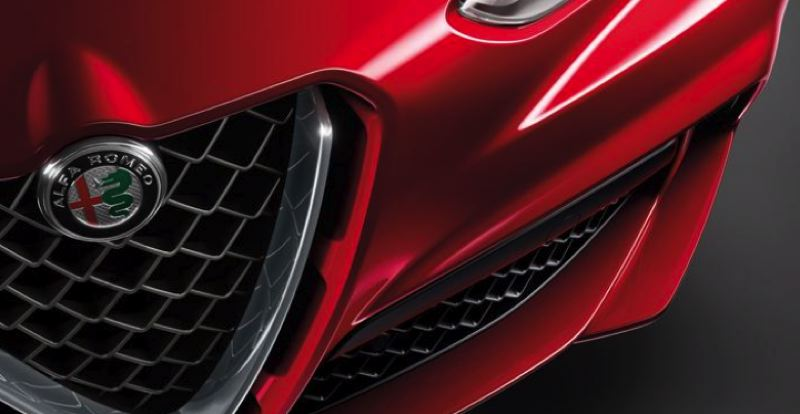 COURTESY FCA - The Alfa Romeo grill atttracts attention everywhere the Stelvio Q4 goes.