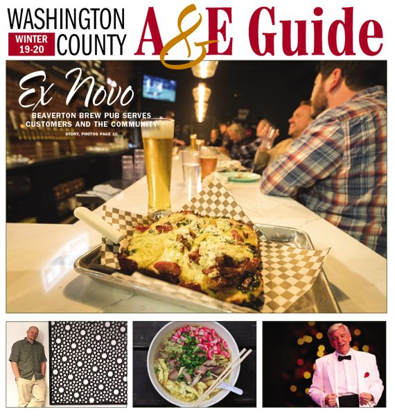 (Image is Clickable Link) Washington County Arts and Entertainment Winter 2019