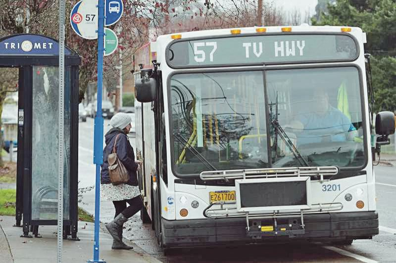 PMG FILE PHOTO - The writers are two TriMet workers who disagree with what they say a workplace change the regional trnsit agency wants to make in the next contract.