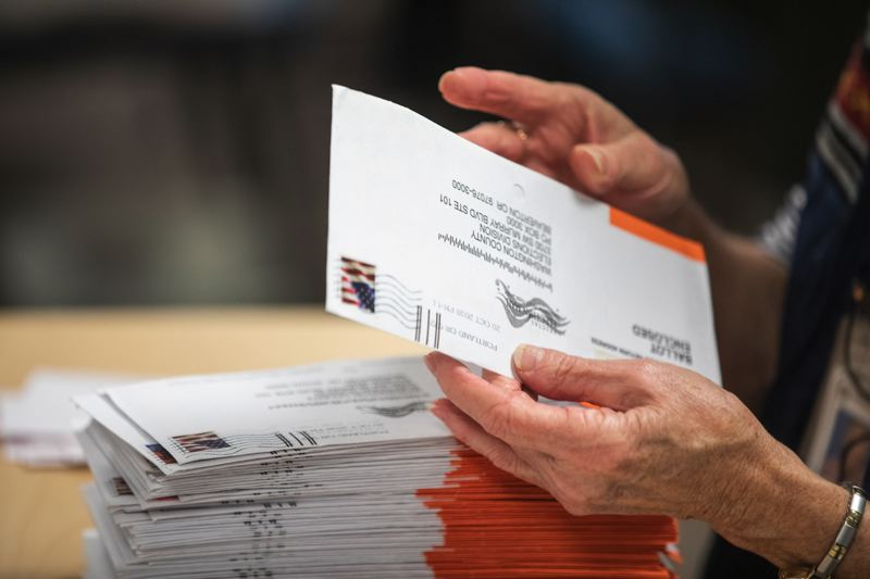 PMG FILE PHOTO - Voters could see changes to the way the state draws its poilitical boundaries if a new initiative is approved for a 2020 ballot.