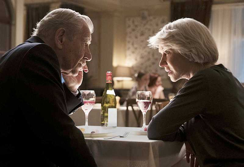 SUBMITTED PHOTO - Ian McKellen and Helen Mirren star in 'The Good Liar,' released in area theaters on Friday