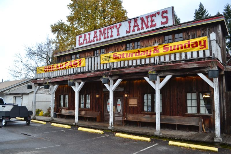 PMG PHOTO: BRITTANY ALLEN  - The Modjeski family opened Calamity Janes in Sandy in January 1981.