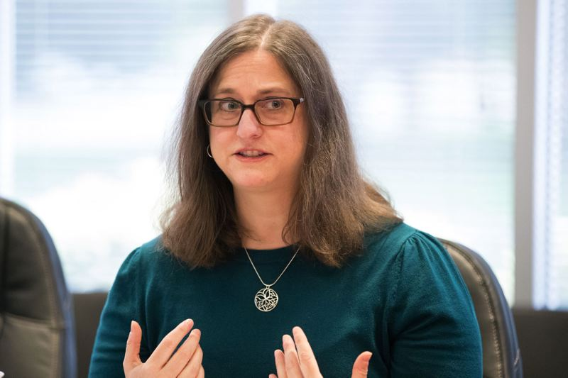 TRIBUNE FILE PHOTO - Multnomah County's elected Auditor, Jennifer McGuirk, has released a report calling on the county to better manage programs for the severely mentally ill.