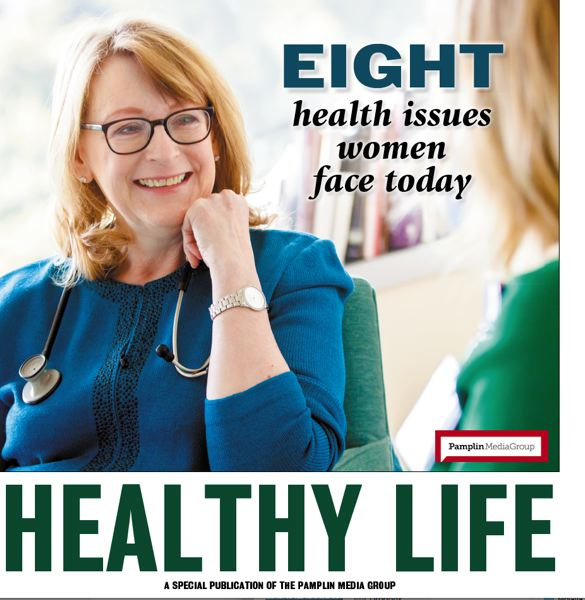 (Image is Clickable Link) Healthy Life Womens Health - Fall 2019