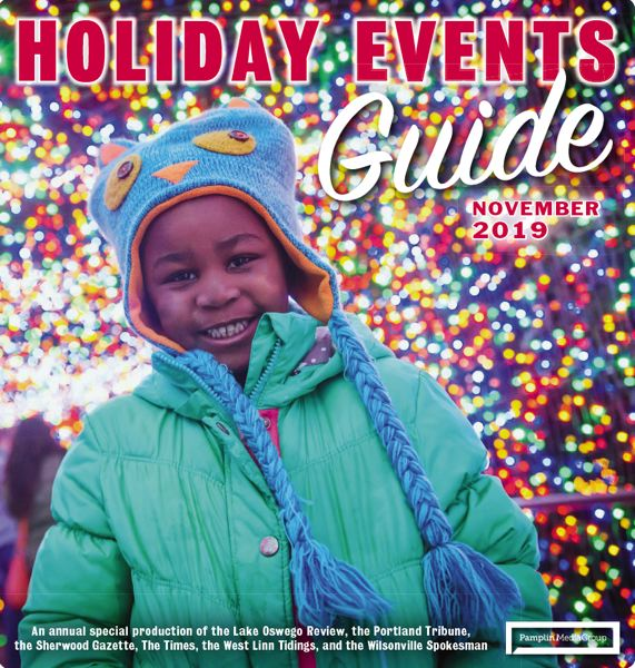 (Image is Clickable Link) Holiday Events Guide - November 2019