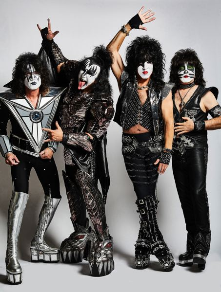 COURTESY PHOTO: JEN ROSENSTEIN - KISS will stay on its 'End of the Road' tour through summer 2021, and play in the Portland area again Sept. 20, 2020 at Sunlight Supply Amphitheater in Ridgefield, Washington.
