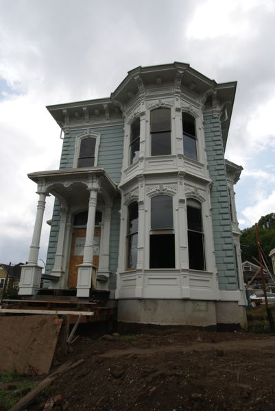 COURTESY PHOTO: STATE OF OREGON - Portland's 139-year-old Fried-Durkheimer House was named this month to the National Register of Historic Places.