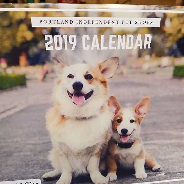 One of the ways Cantonwine is countering online competiton is by forming a marketing coaltion with 12 other pet supply stores in Portland. The 2020 calendar will be available at all three Helathy Pets NW stores.