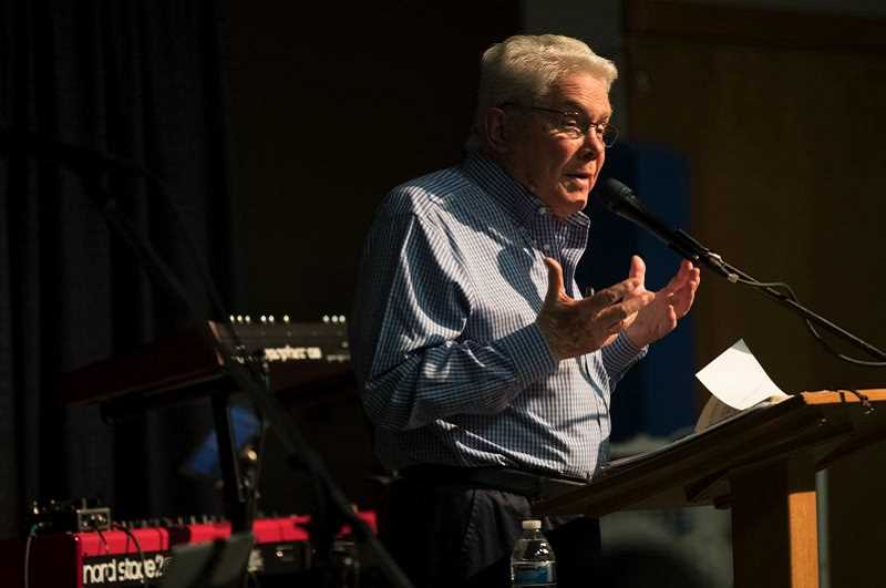 Luis Palau will celebrate his 85th birthday Wednesday at the Portland Art Museum, from noon to 1 p.m. Two years ago, the international evangelist was diagnosed with stage-4 lung cancer.