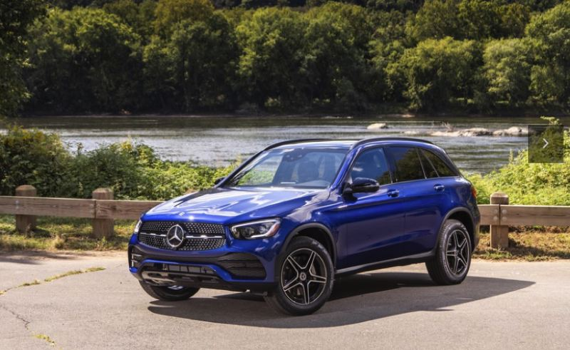 COURTESY MECEDES-BENZ USA - The 2020 Mercedes-Benz GLC 300 4MATIC SUV is a handsome compact crossover at a suprisingly reasonable price.
