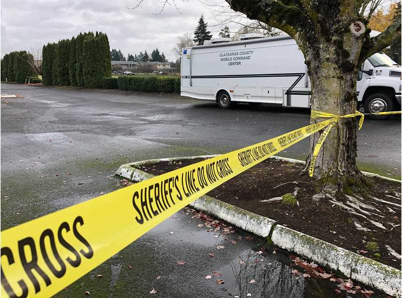 COURTESY PHOTO: CLACKAMAS COUNTY SHERRIF'S OFFICE - The killing of Carl Hellinger at Heritage Specialty Foods in Wilsonville was the first fatal shooting in town in years.