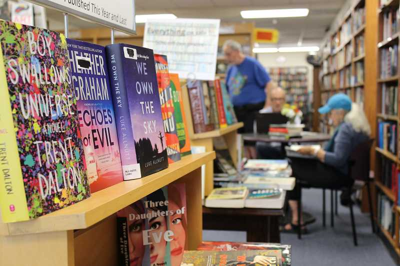 PMG FILE PHOTO - Lake Oswego librarians will give talks about their favorite books during Booktique's upcoming event Dec. 4.