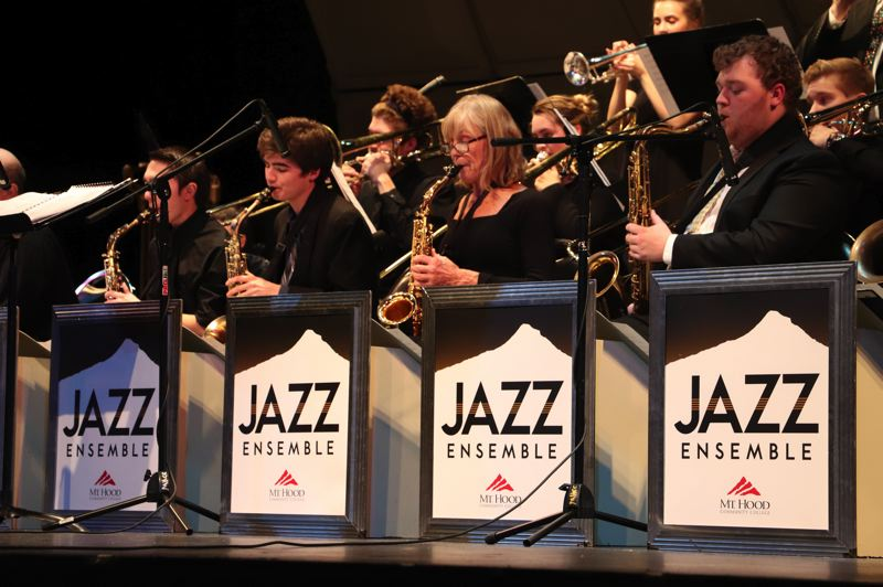 COURTESY PHOTO: MHCC MUSIC DEPARTMENT - Directed by Dan Davey, the MHCC Jazz Ensemble will be among the creative musical forces featured during the colleges fall series of concerts.