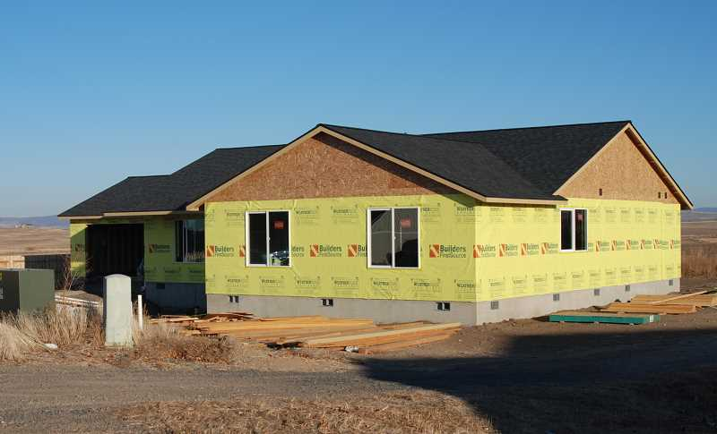 TERESA JACKSON/MADRAS PIONEER - Culver has added 31 new homes in the past year and a half. It was the fastest-growing city in Jefferson County in 2019, according to Portland State University estimates.