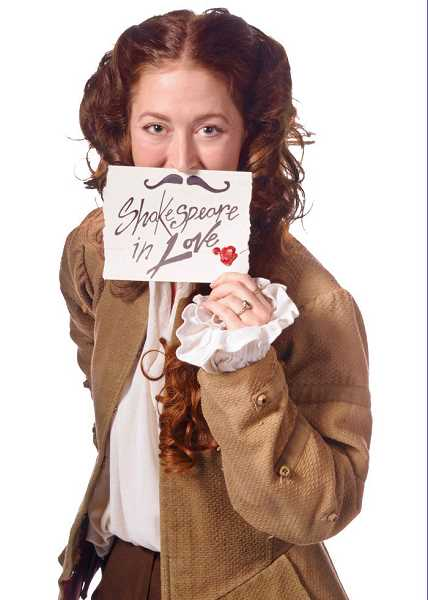 Lakewood Theatre Companys Shakespeare in Love continues through Dec. 8 at Lakewood Center for the Arts.