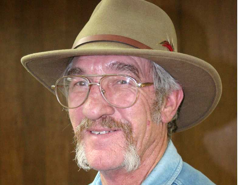 FILE PHOTO - Foncie 'Carl' Elliott was recently voted in as Metolius mayor by the City Council.
