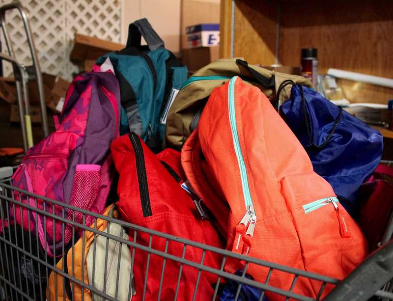 PMG FILE PHOTO - The National Center for Homeless Education provides information to school districts receiving federal Title I-A funds about how to serve homeless student populations, including set-aside funds to help such students acquire clothing, personal school supplies, food, medical and dental service, and more.
