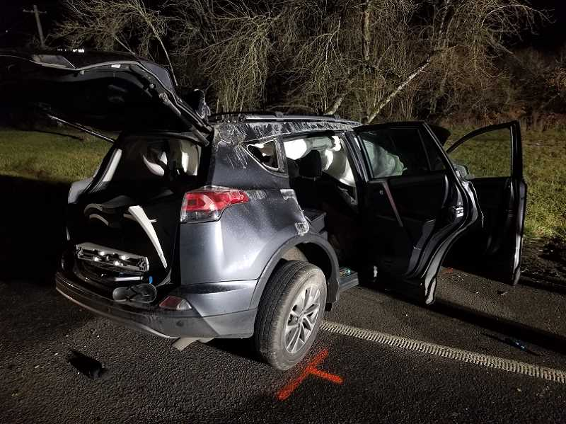 COURTESY PHOTO - A Portland resident is deceased after a car accident on Highway 224.