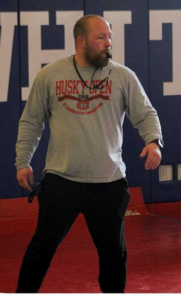 STEELE HAUGEN - Brad Padgett is back as the head Madras wrestling coach after a year coaching the Buffalos in 2015. With Padgett becoming the new coach, Madras wrestling has seen its most participants in a decade.