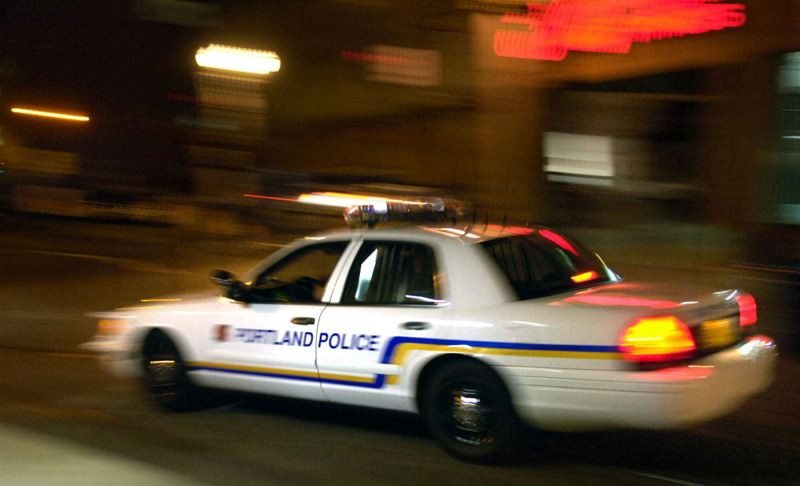 PMG FILE PHOTO - A Dec. 1 state report on police profiling said Portland still had problems it needed to overcome.