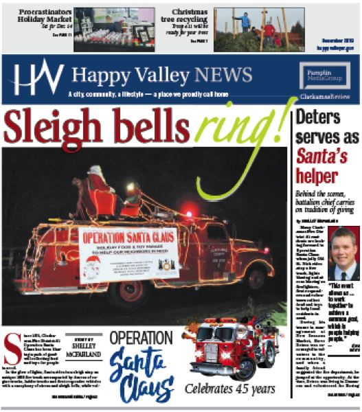 (Image is Clickable Link) Happy Valley News December 2019
