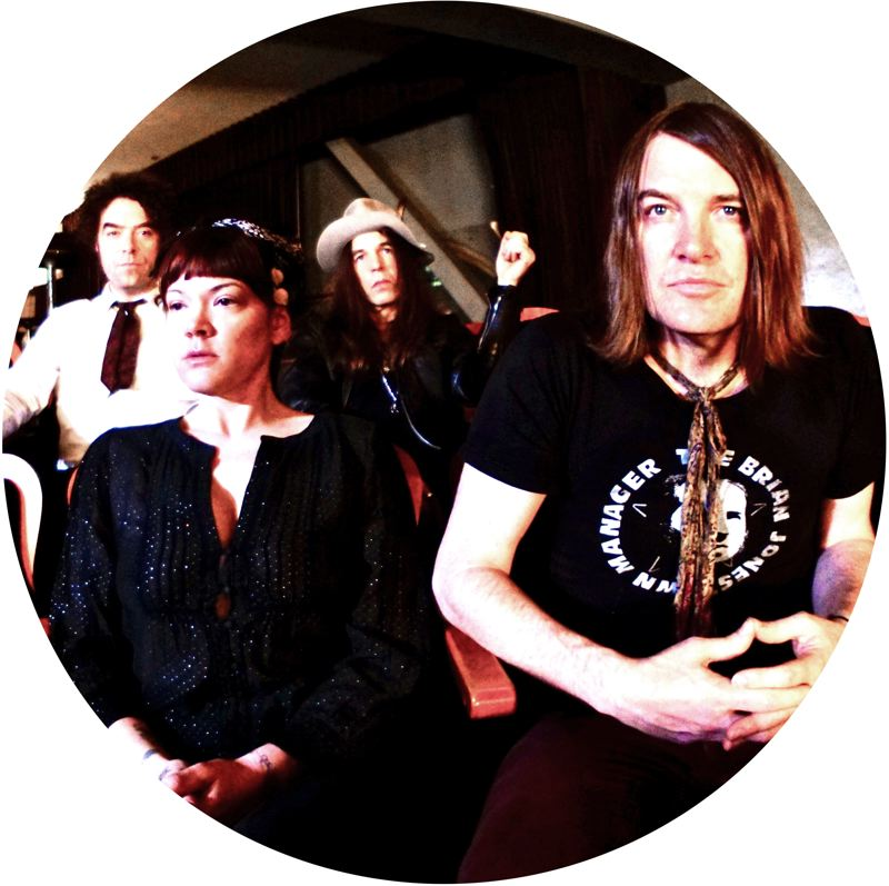 COURTESY PHOTO - The Dandy Warhols return to the Northwest to conclude their 25th anniversary tour, including a show Dec. 7 at Crystal Ballroom.