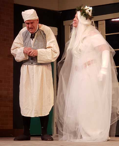 Theatre in the Grove's 'A Christmas Carol'