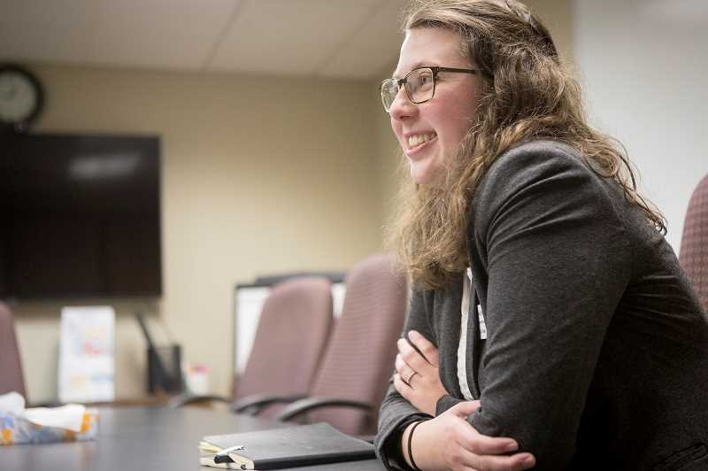 Megan George takes reigns as new assistant to Tualatin city manager