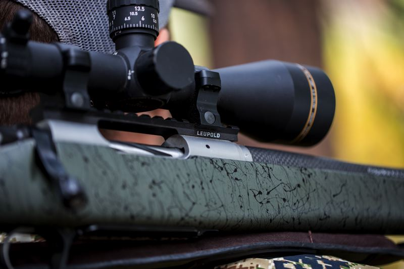 COURTESY PHOTO - Leupold & Stevens rifle scopes are used by a variety of police and military organizations, and are also sold commercially to hunters for recreational use.