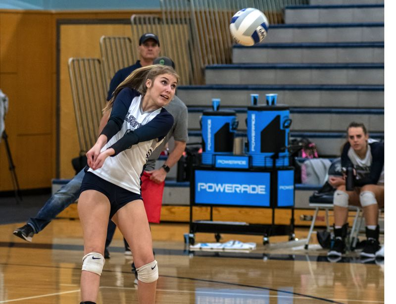 Wilsonville senior to play volleyball in Iowa