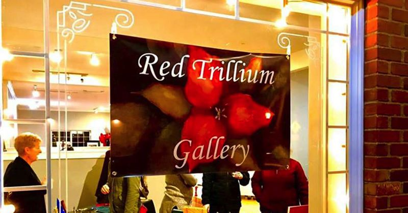 Red Trillium, a cooperative of 31 local professional artists selling high-quality artwork across multiple media, opened on Friday, Dec. 6, in downtown Troutdale.