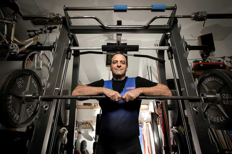 Wilsonville man completes feats of strength