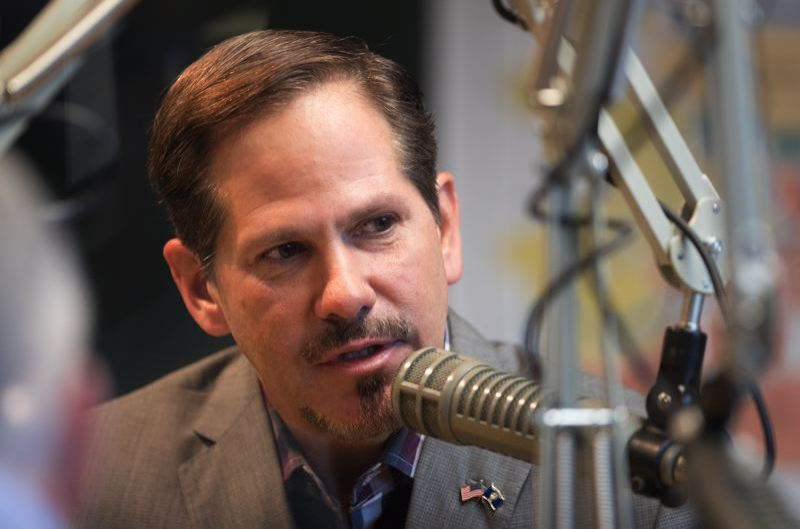 PMG FILE PHOTO - Knute Buehler at the Portland Tribune during the 2018 race for Oregon governor.