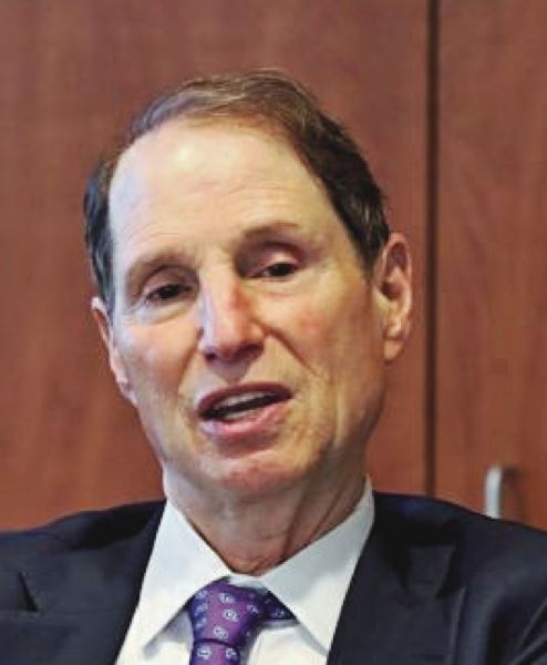 PMG FILE PHOTO - Ron Wyden