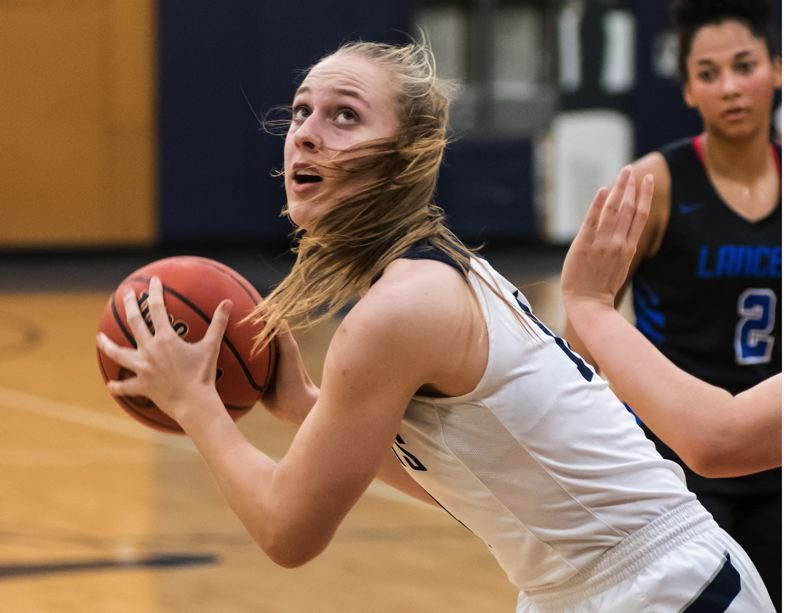 COURTESY PHOTO: GREG ARTMAN - Junior Emelia Bishop was a First Team all-league and Second Team all-state selection last season.