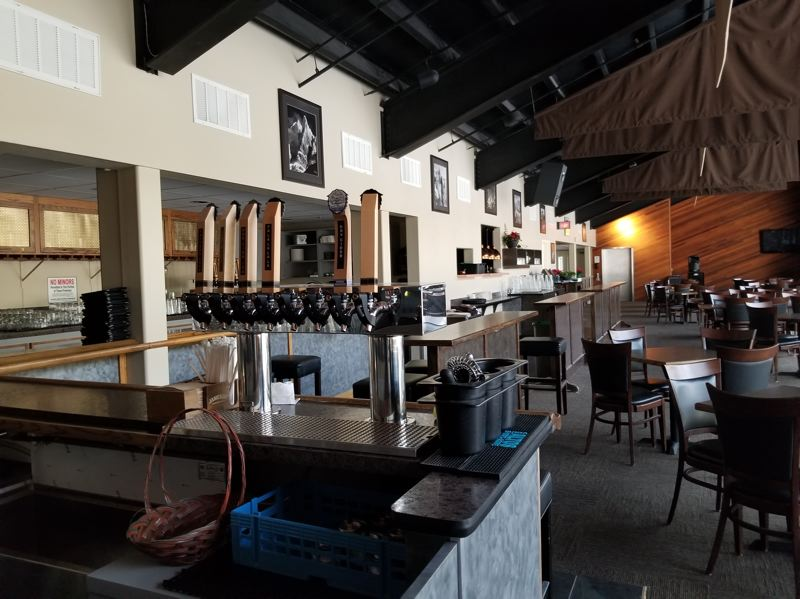 COURTESY PHOTO - This year the Winter Brew Fest will celebrate the opening of the newly renovated Vertical North dining area, which now has its own kitchen and expanded bar.