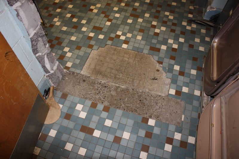 COURTESY PHOTO: CENTENNIAL MIDDLE SCHOOL - Another repair the Centennial district wants to make to its facilities.