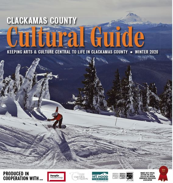 Clackamas County Cultural Guide Winter 2019