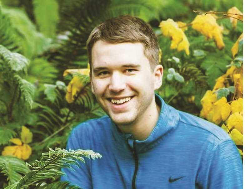 SUBMITTED PHOTO - NHS grad Quentin Comus is heading up an effort by the Chehalem Valley Watershed Project to promote environmental education in local schools.