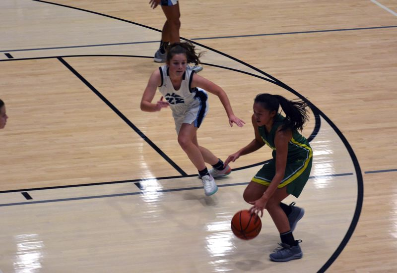 TIMES FILE PHOTO - Mountainiside sophomore point guard Haley Hagman and the Mavericks have big expectations this season.
