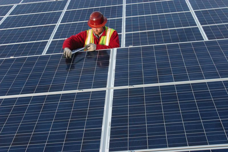 PMG FILE PHOTO - Two initiatives promoting clean energy in the state were rejected by the secretary of state's office.