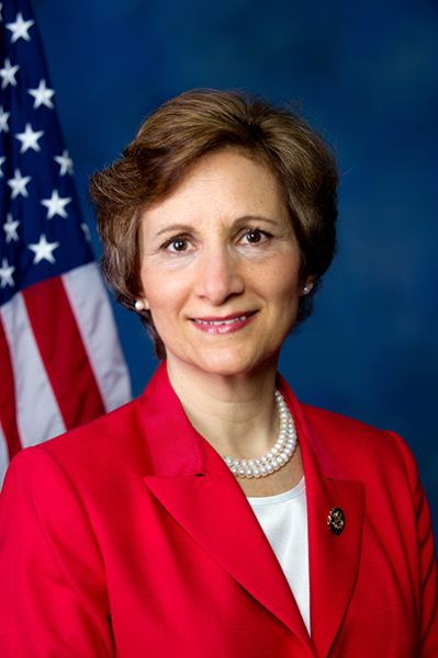 COURTESY U.S. REP. SUZANNE BONAMICI - U.S. Rep. Suzanne Bonamici, D-Ore., was one of nine House Democratic negotiators on a revised trade agreement with Canada and Mexico that won House approval on Dec. 19.