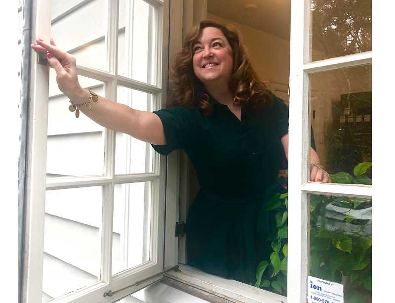 COURTESY PHOTO  - Nancy Niland will leave her current job on the Oswego Heritage Council and replace Cyndie Glazer at the library.