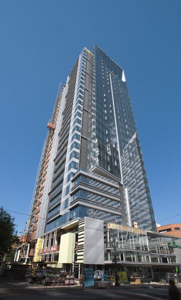 COURTESY: TMT  - Park Avenue West finally got built after being interrupted by the Great Recession. Here seen in 2016.