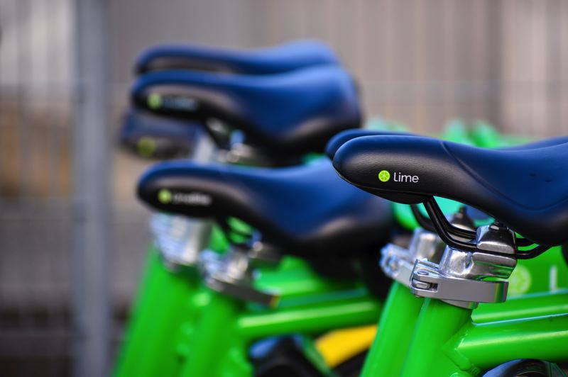 COURTESY PHOTO: TAYLOR VICK FOR UNSPLASH - The city of Gresham is asking people to fill out a survey about shared micromobility transportation options such as short-term rentals for bikes and electric scooters.