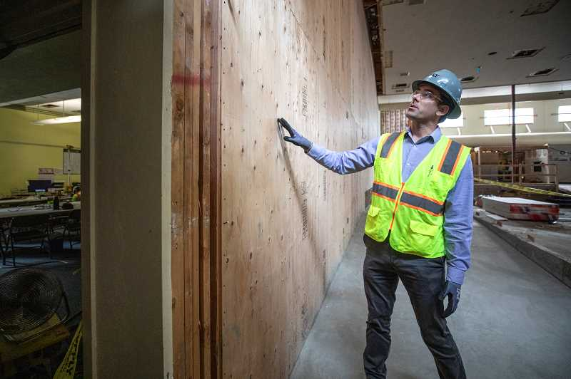 PMG FILE PHOTO  - After starting the decade cash-strapped and on the precipice of closing schools, the Lake Oswego School District ended the decade in the midst of significant facilities overhauls thanks to a 2017 bond measure.
