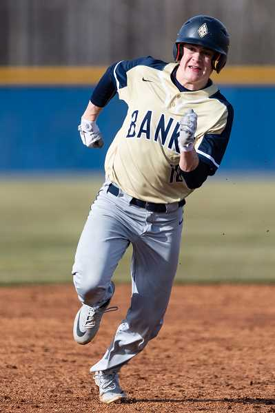 PMG PHOTO: CHRISTOPHER OERTELL - Banks' Hayden Vandehey was the 4A Oregon Co-State Player of the Year in baseball.