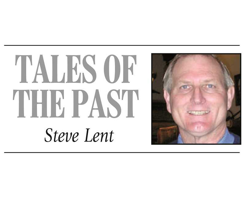 PIONEER GRAPHIC - Steve Lent tells the history of Central Oregon.