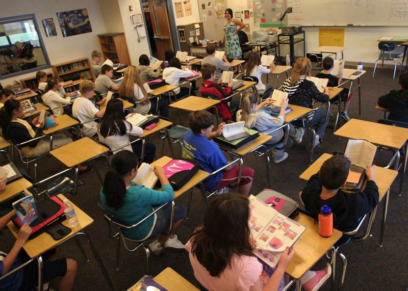 PMG FILE PHOTO - Oregon's secretary of state is working with nonprofits to improve civics education in classrooms.