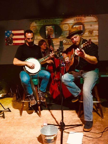 COURTESY PHOTO: JOSH COLE & FRIENDS - Josh Cole & Friends will bring high-energy, fun-to-watch musicianship to the Multnomah Grange 71 and Oregon Bluegrass Association concert stage on Saturday, Jan. 11. See listing for details.